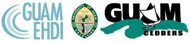 Guam EHDI and Guam CEDDERS Logo