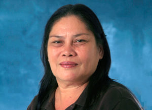 Ruth Leon Guerrero, Office Technician