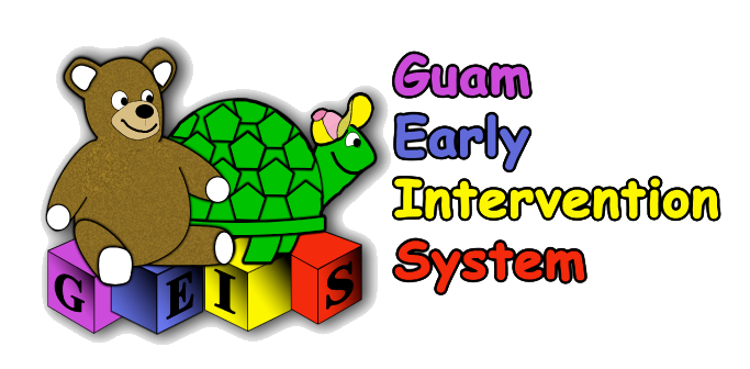 Guam Early Intervention System Logo